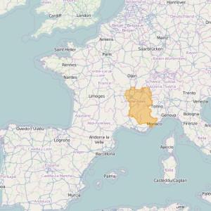 Francia Orto Zonas Alpes