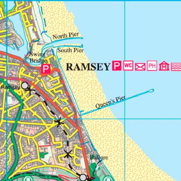 Isle Of Man Topo Ramsey