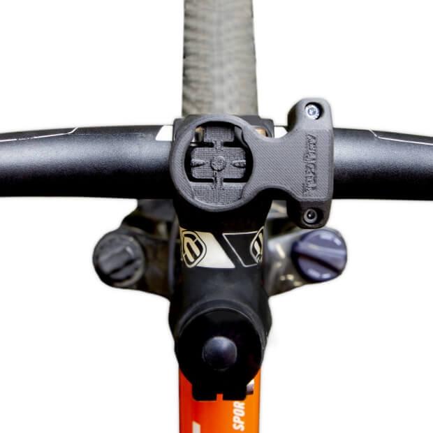 Soporte QuickLock frontal elevado bici