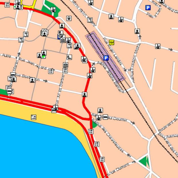 Tomtom Urban Maps Frejus