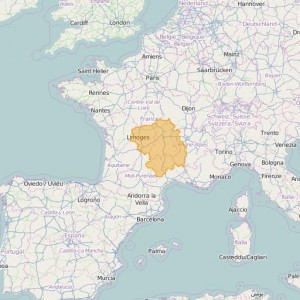 França Orto Zones Massif Central