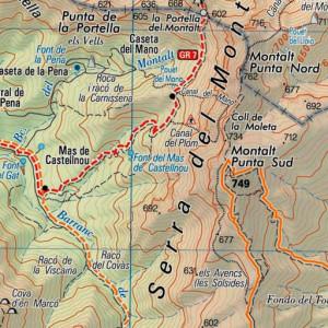 Piolet Serra de Montsant