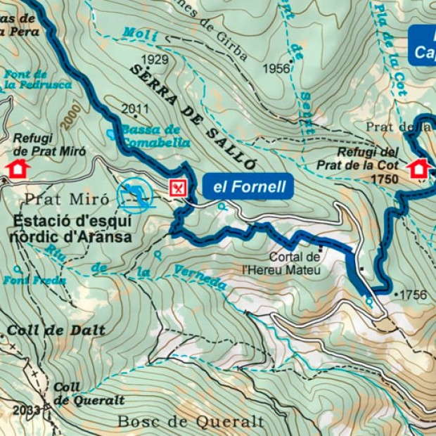 Alpina Estanys Amagats