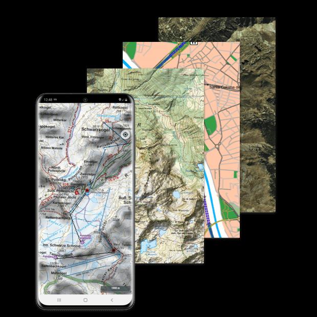 App TwoNav: Converteix el teu mòbil en un potent navegador GPS