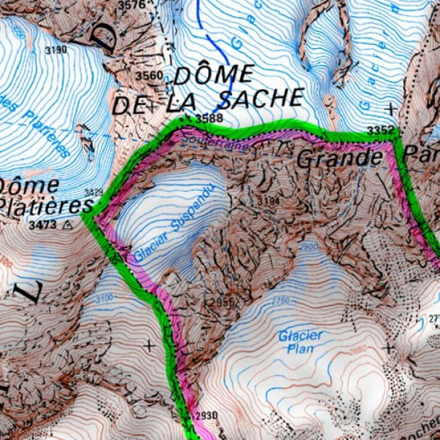 France Ign Geoportail Topographic