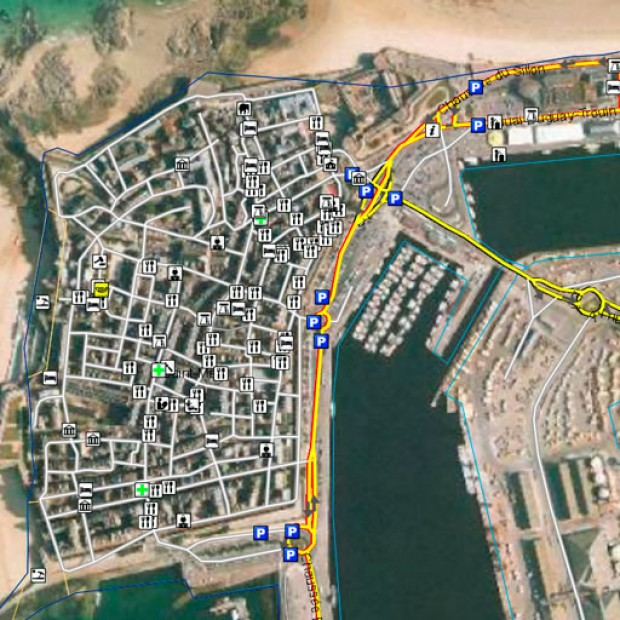 Tomtom Urban Maps Saint Malo