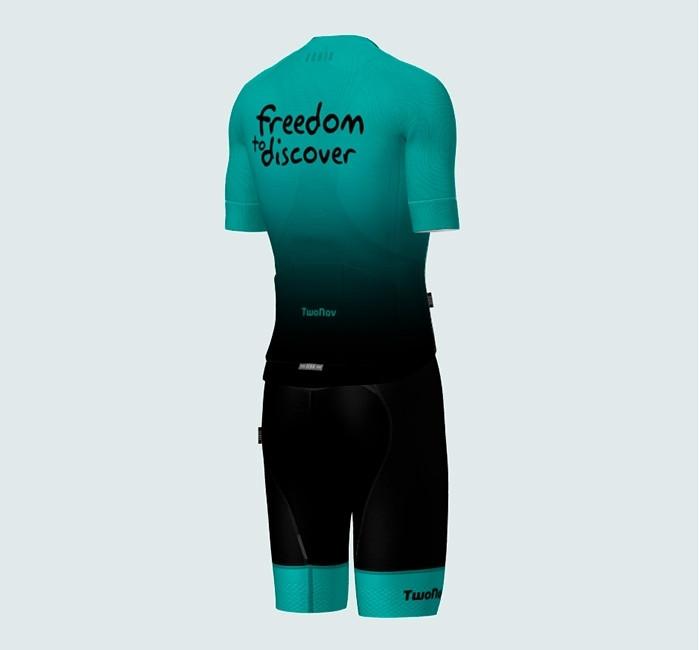 Equipació Ciclisme Dona Curta