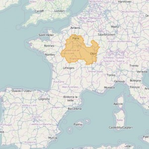 France Ortho Zones Paris-Centre