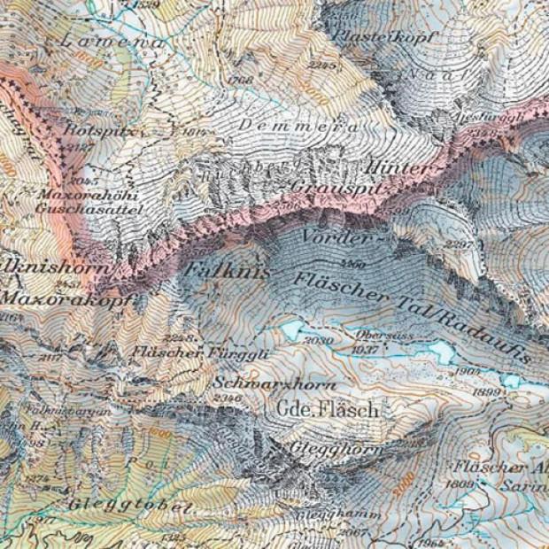 Austria Topo Land