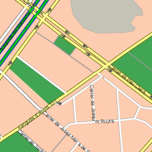Tomtom Street Maps