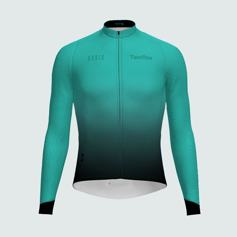 Maillot Cyclisme Femme (Manches Longues)