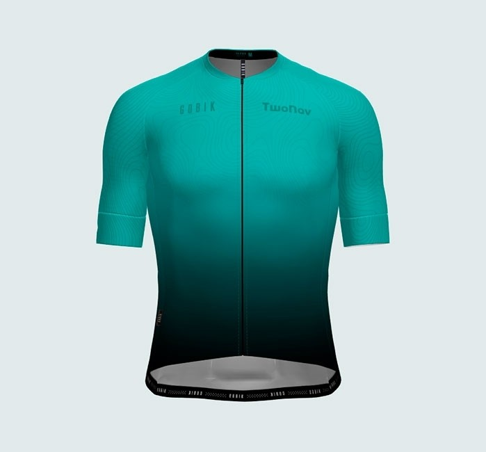 Maillot Cyclisme Homme Manches Courtes