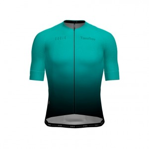 Maillot Cyclisme Femme (Manches Courtes)