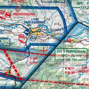 Frankreich IGN Aeronautical OACI