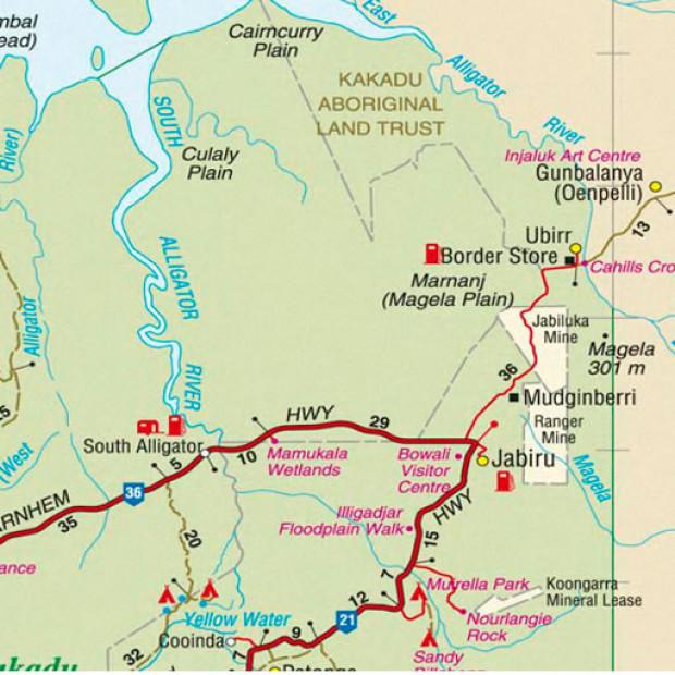 Australia Westprint Arnhem