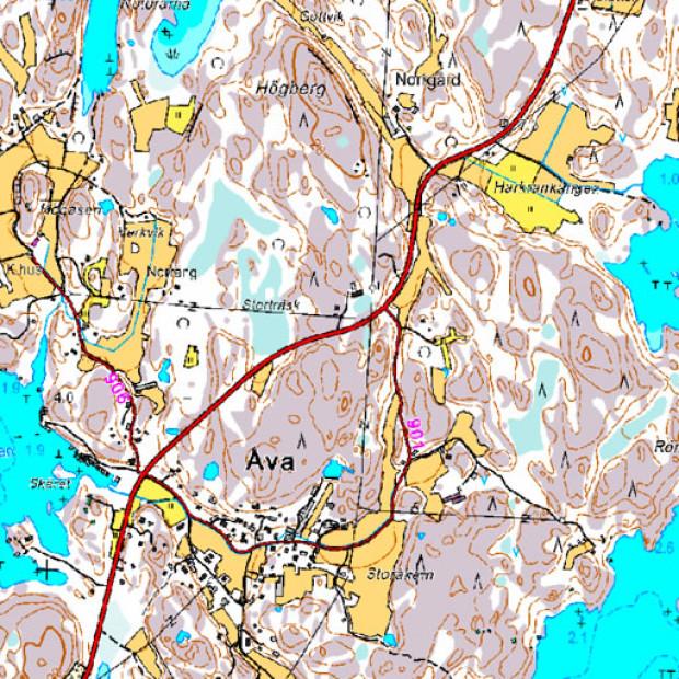 Finland Topo 20k 1
