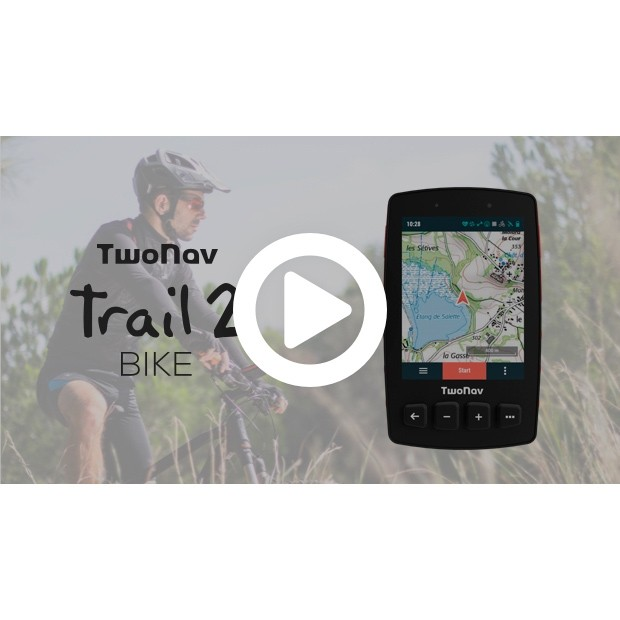 Trail 2 Bike, GPS per mountain bike
