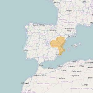 Spain Ortho Zones Este