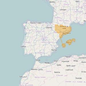 Spain Ortho Zones Nor-Este