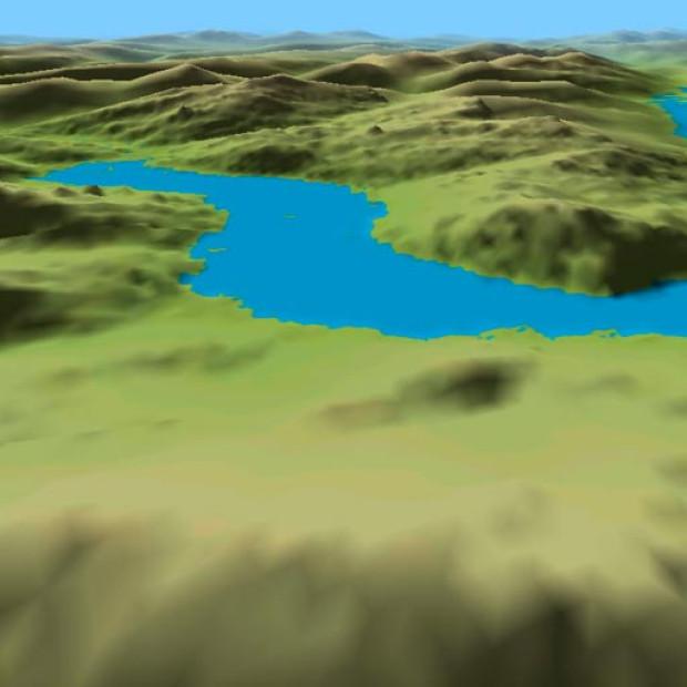 3d Maps Land 1 1
