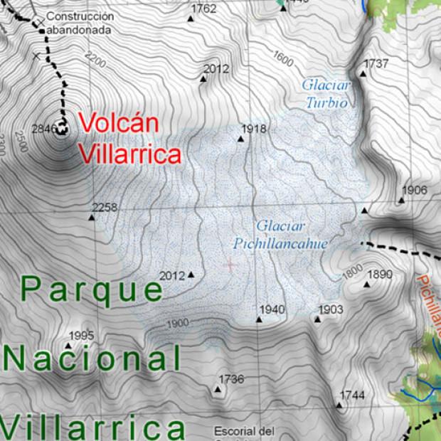 Aoneker Volcan Villarrica Y Quetrupillan