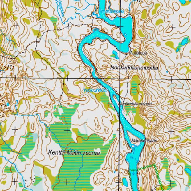 Finland Topo 50k Twonav 1