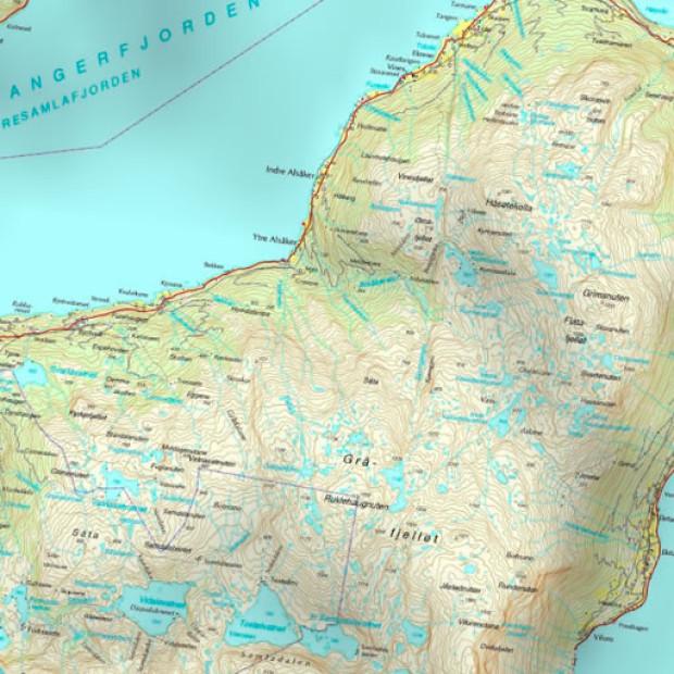 Norway 25k Topo Twonav 1