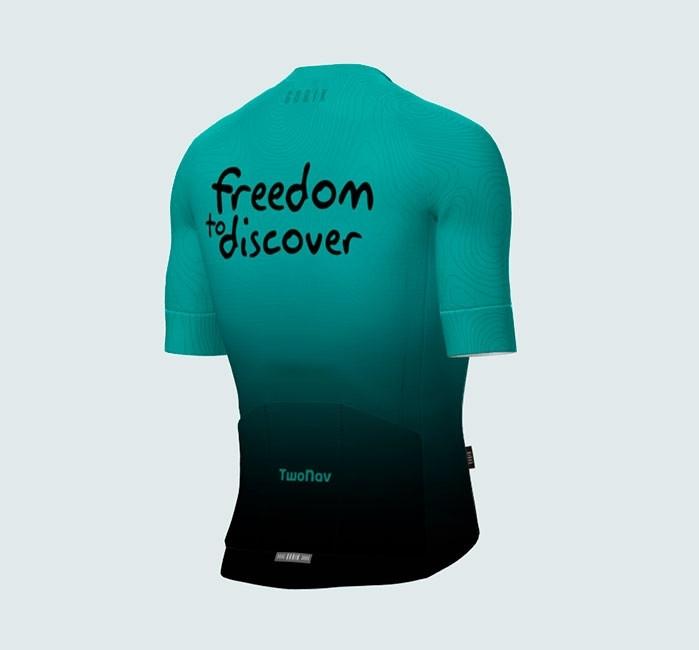 Cycling men's shirt