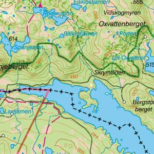 Sweden Topo Tiles