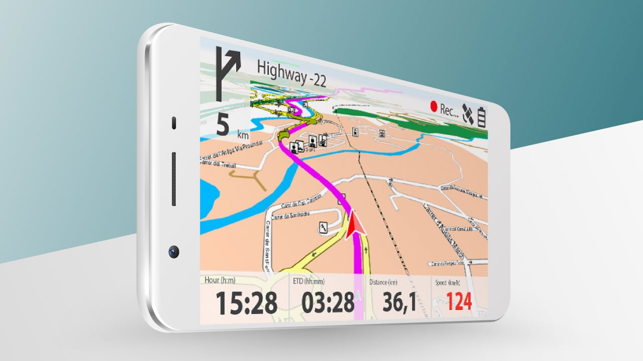 TwoNav APP for sports and outdoors  Orientation, analysis, maps…